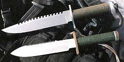ножи для выживания в составе военного снаряжения