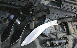 тесаки и полевые ножи
