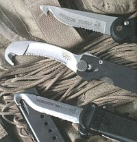 ножи со специальными или дополнительными функциями