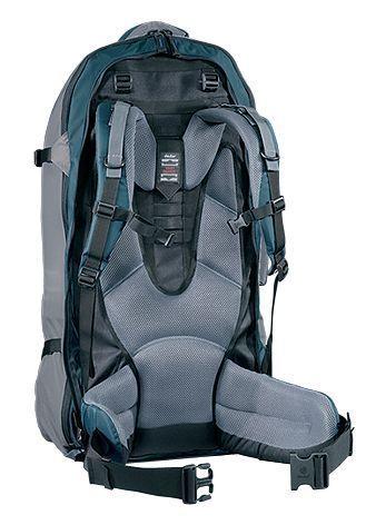 Самая большая сумка-рюкзак для продолжительных путешествий.