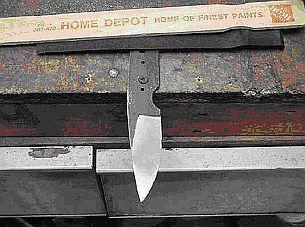 как сделать нож своими руками, самодельный нож, как сделать нож, изготовление ножа