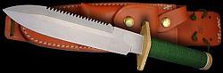 ножи для выживания, конструкция которых основывалась на классических моделях