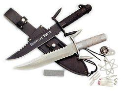 сам нож может использоваться как пила