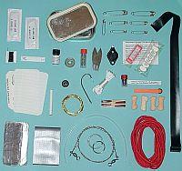 Аварийно-спасательные наборы, что входит в аварийный набор, назначение его предметов, компоненты и комплектация