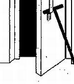 Силовые методы проникновения в вашу квартиру грабителей и воров через дверь, профилактика и действия