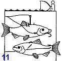 Наживка для рыбной ловли при выживании в экстремальных условиях и аварийной ситуации, изготовление искусственной наживки