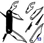 Изготовление остроги и гарпуна для ловли рыбы при выживании в экстремальной или аварийной ситуации