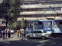 Аварии в городском транспорте, поведение и травматические опасности в общественном транспорте