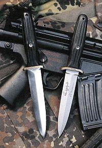конструкция боевых ножей для рукопашного боя