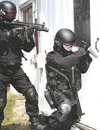 ножи во время тактических боевых действий