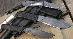 материалы для изготовления клинка ножа