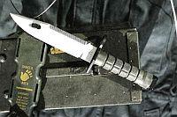 приспособления для ношения тактических ножей