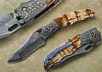 Нож, боевые и туристические ножи, складные ножи и мультитулы, самозащита ножом и кинжалом