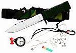 статьи о ножах для выживания