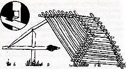 Чтобы ловушка для ловли птиц работала сама и в автономном режиме, для нее необходимо изготовить спусковое устройство