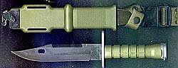 штык-нож М-9
