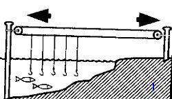Рыбалка на море при выживании в аварийных условиях, примитивная удочка, простейшая рыболовная снасть, приливные ловушки для рыбы