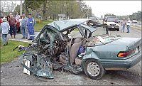 Дорожно-транспортные происшествия, поведение при ДТП и предотвращение дорожно-транспортного происшествия