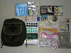 Аварийный запас средств связи в аварийных комплектах для путешествий и экспедиций, их применение при аварии или катастрофе